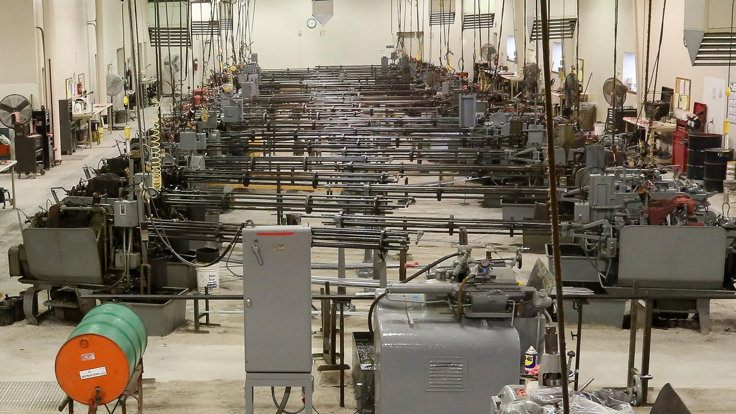 40 Davenport Screw Machines