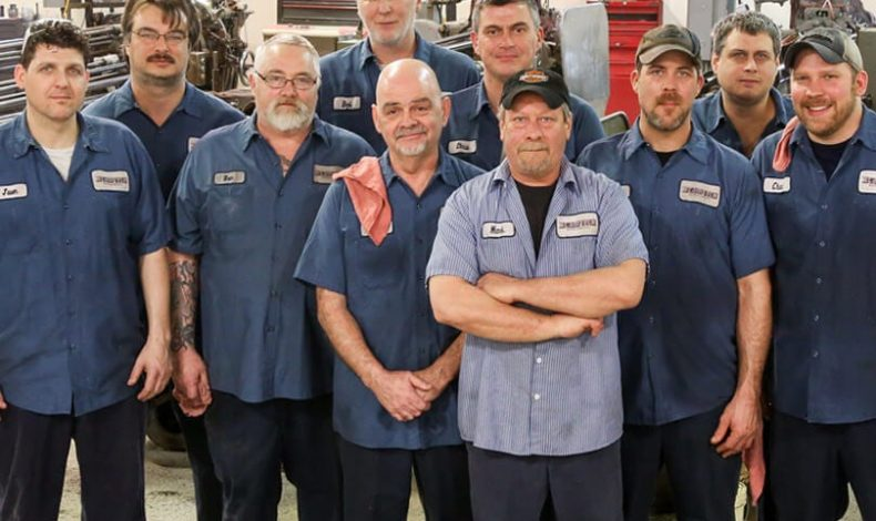Manufacturing Personnel